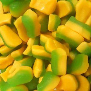 Allen's Pineapples - 100g from Berry Bon Bon theberrybonbon.com.au