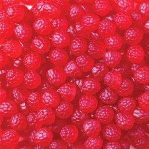 Allen's Ripe Raspberries - 100g from Berry Bon Bon theberrybonbon.com.au