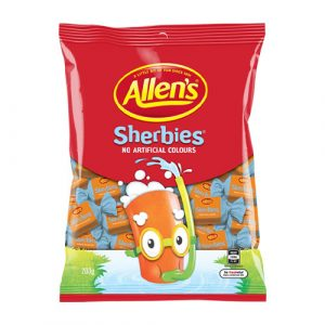 Sherbies (sherbert) -  from Berry Bon Bon theberrybonbon.com.au