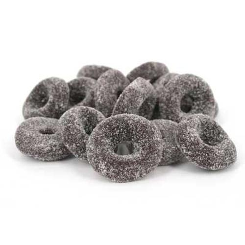 Aniseed Rings - 100g from Berry Bon Bon theberrybonbon.com.au
