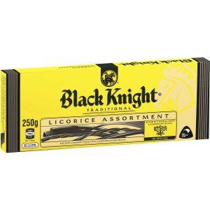 Black Knight - 250g from Berry Bon Bon theberrybonbon.com.au