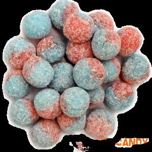 Barnetts Bubble Gum Mega Sour - 100g from Berry Bon Bon theberrybonbon.com.au