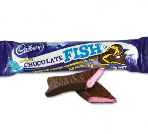 Choc Fish - 20g from Berry Bon Bon theberrybonbon.com.au