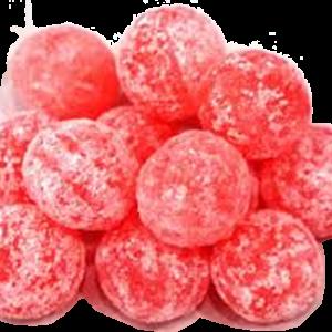 Barnetts Cherry Mega Sours - 100g from Berry Bon Bon theberrybonbon.com.au