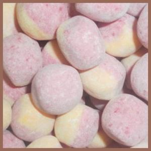 Chewy Rhubarb & Custard Bon Bons - 100g from Berry Bon Bon theberrybonbon.com.au