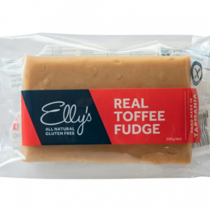 Ellys Gourmet Confectionery Real Toffee Fudge - 200g from Berry Bon Bon theberrybonbon.com.au