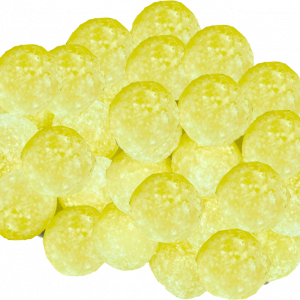 Barnetts Lemon Mega Sours - 100g from Berry Bon Bon theberrybonbon.com.au