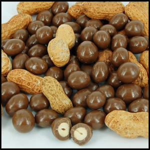 Milk Chocolate Peanuts - 100g from Berry Bon Bon theberrybonbon.com.au