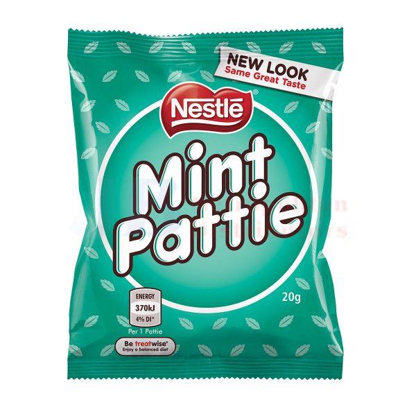 Mint Pattie - 20g from Berry Bon Bon theberrybonbon.com.au