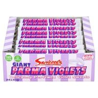 Swizzels Giant Parma Violets - 40g from Berry Bon Bon theberrybonbon.com.au