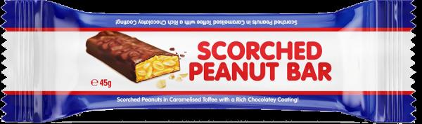 Scorched Peanut Bar - 45g from Berry Bon Bon theberrybonbon.com.au