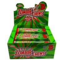 Zombie Chews (sour apple) - 28g from Berry Bon Bon theberrybonbon.com.au