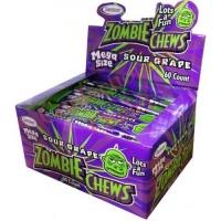 Zombie Chews (sour grape) - 28g from Berry Bon Bon theberrybonbon.com.au