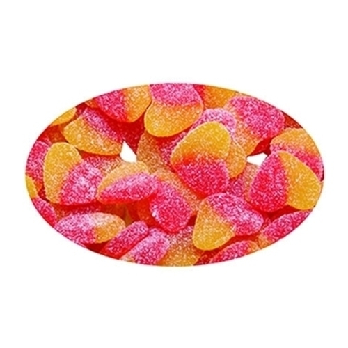 Sour Peaches - 100g from Berry Bon Bon theberrybonbon.com.au