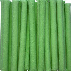 Spearmint Pencils - 10 pieces from Berry Bon Bon theberrybonbon.com.au