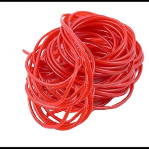 Dutch Licorice String (Strawberry) - 100g from Berry Bon Bon theberrybonbon.com.au