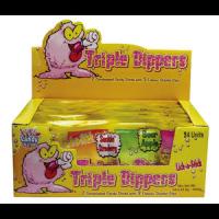 Triple Dippers - 42.5g from Berry Bon Bon theberrybonbon.com.au