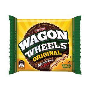 Wagon Wheel - 48g from Berry Bon Bon theberrybonbon.com.au