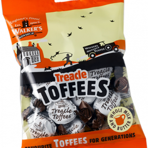 Walkers Toffees Bags - Treacle Toffees - 150g from Berry Bon Bon theberrybonbon.com.au