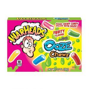 Warheads Ooze Chews - 99g from Berry Bon Bon theberrybonbon.com.au