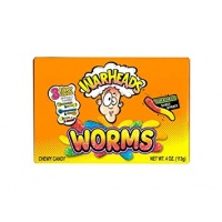 Warheads worms - 113g from Berry Bon Bon theberrybonbon.com.au