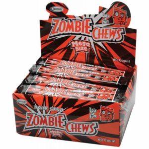 Zombie Chews (cola) - 28g from Berry Bon Bon theberrybonbon.com.au