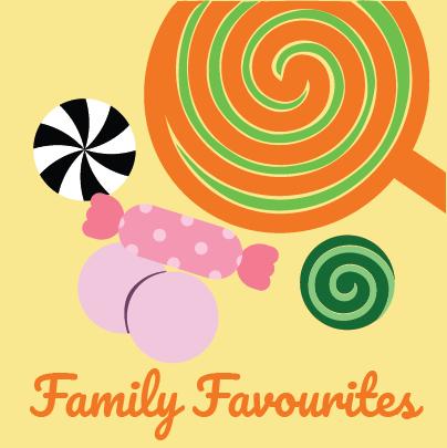 Family Favourites from Berry Bon Bon