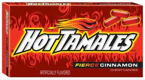 Hot Tamales - 141g from Berry Bon Bon theberrybonbon.com.au